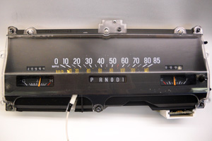 Ford Crown Vic Speedometer